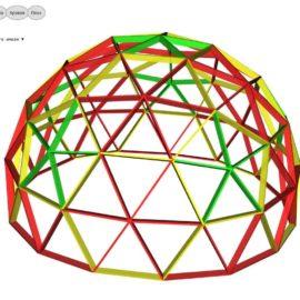 Что такое геодезический купол?