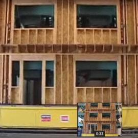 Надежность каркасных домов